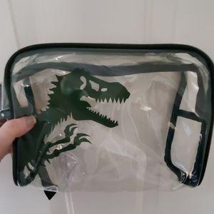 Jurassic Park Makeup Bag